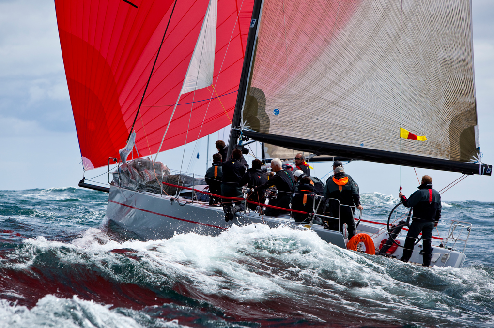 ICRA nationals stage set for breezy championships at Crosshaven