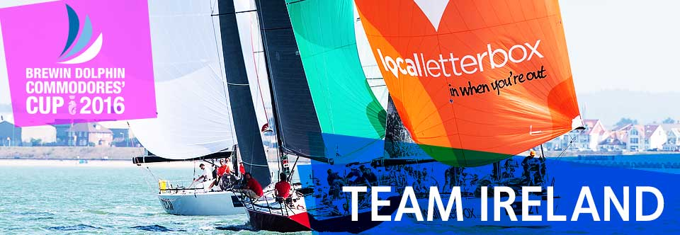 Team Ireland Seeks Additional Expressions of Interest for Commodores' Cup 2016