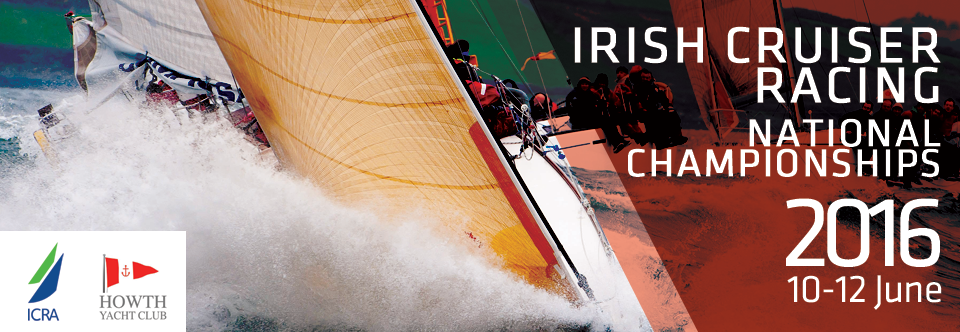 ICRA Nationals 2016 Launched at Howth Yacht Club