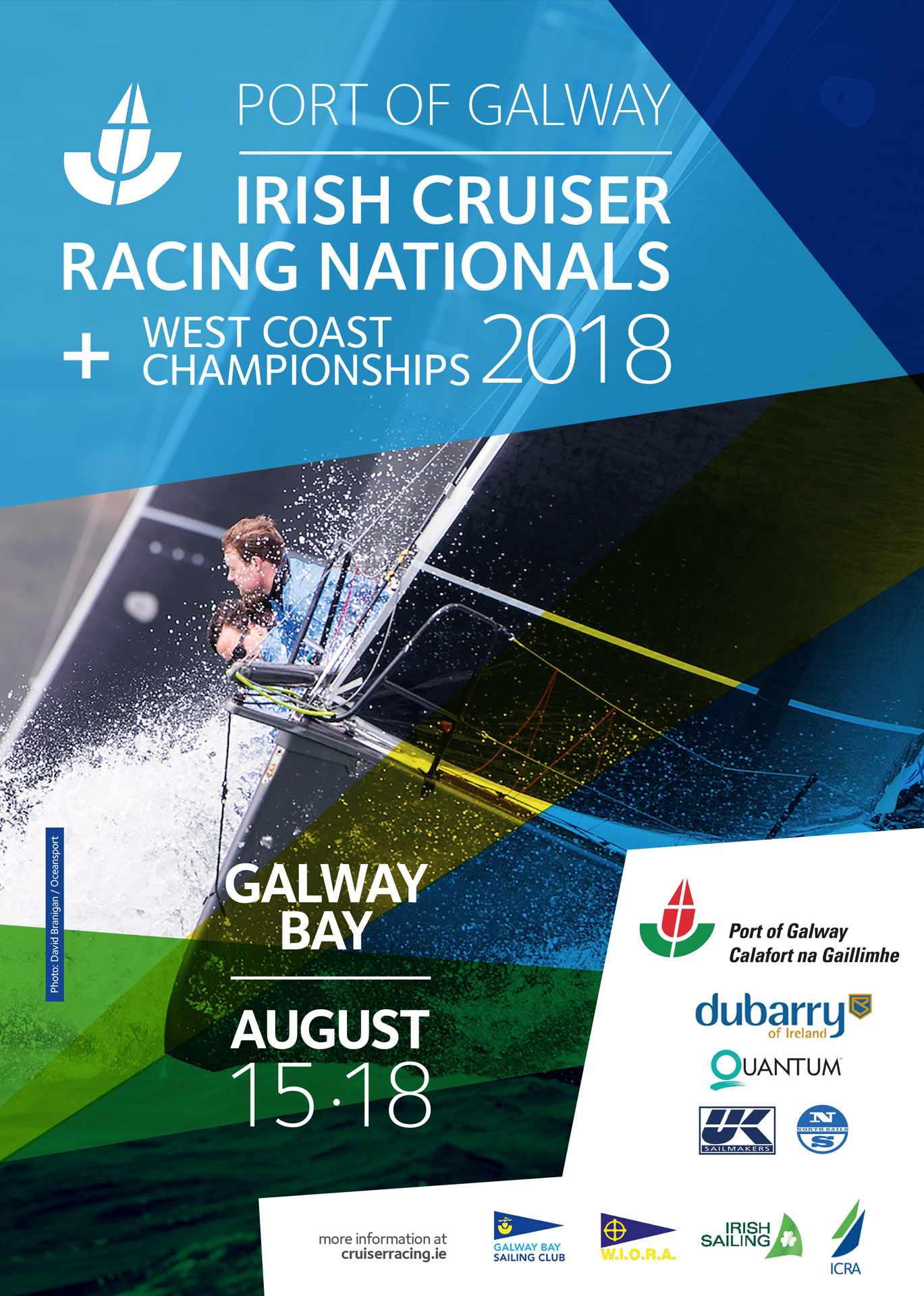 Galway Cruiser Racing National Championships are a go!