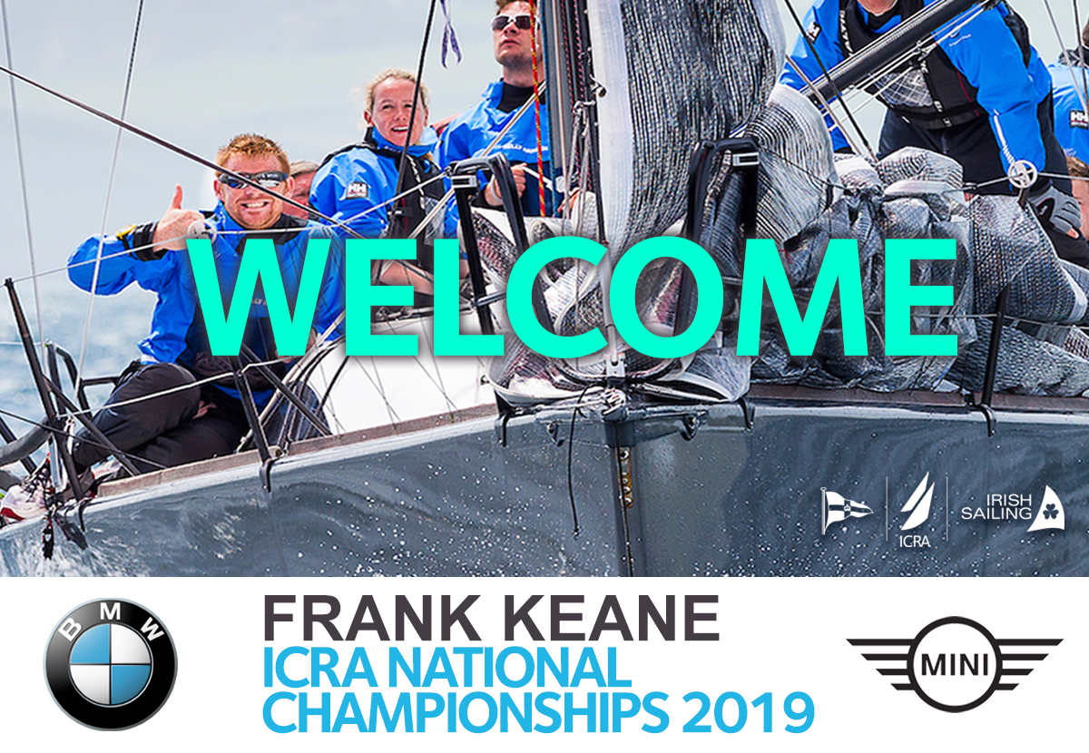 Welcome to the Frank Keane BMW | MINI – ICRA National Championships 2019